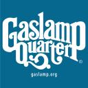 Gaslamp Quarter Association logo icon
