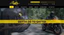 Gatto Cycle Shop logo icon
