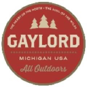 Gaylord Michigan logo icon