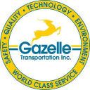 Gazelle Transportation Company Logo