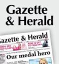 Gazette And Herald logo icon