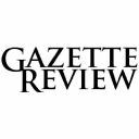 The Gazette Review logo icon
