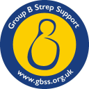 Group B Strep Support ‹ Log In logo icon