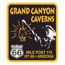 Caverns logo icon