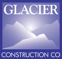 Glacier Construction Company logo icon