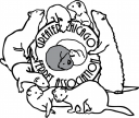 Greater Chicago Ferret Association logo