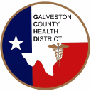 Galveston County Health District logo icon