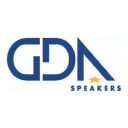 Gda Speakers logo icon