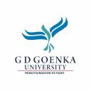 Gd Goenka University logo icon