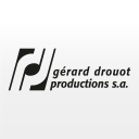 Gerard Drouot Productions logo icon