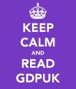 Gdpuk logo icon