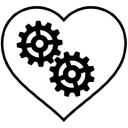 Gearheart Industry logo icon