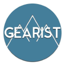 Gearist logo icon