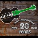 Gear Music logo icon