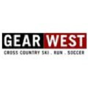 Gear West Bike logo icon