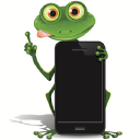 Gecko Mobile Recycling logo icon