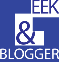 Geek And Blogger logo icon