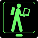 Geek Prepper logo icon