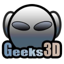 Geeks3 D logo icon