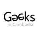 Geeks In Cambodia logo icon