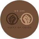 Geeks Of Color logo icon