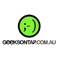 Geeks On Tap logo icon