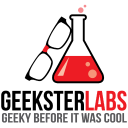 Geekster Labs logo icon