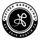 Geiser Barbering logo icon