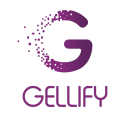 Gellify logo icon