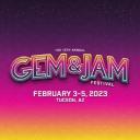 Gem And Jam Festival logo icon