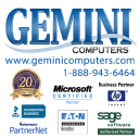 Gemini Computers Reviews logo icon