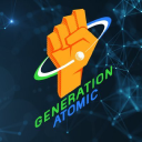 Generation Atomic logo icon