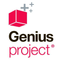 Genius Project logo icon