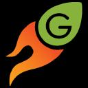 Genius Rocket logo icon