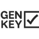 Gen Key logo icon