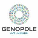 Genopole logo icon