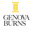 Genova Burns logo icon
