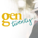 Gen Twenty logo icon