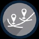 Geocode logo icon