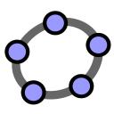 Geo Gebra logo icon