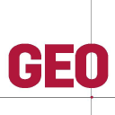 Geographical logo icon
