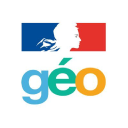 geoportail.fr logo icon