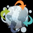 Geo Rezo logo icon