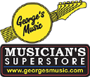 Georges Music logo icon