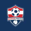 Georgia Soccer logo icon