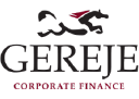 Gereje Corporate Finance logo icon