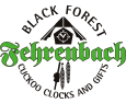 Fehrenbach Black Forest Clocks & German Gifts Logo