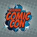 German Comic Con logo icon