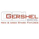 Gershel Brothers New & Used Store Fixtures logo icon