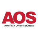 American Office Solutions logo icon